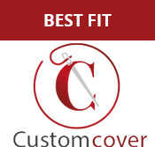 Custom tailored outdoor carcover Citroen 2CV