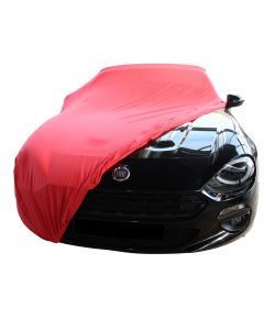 Indoor Abdeckung Fiat 124 Spider