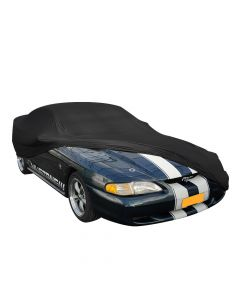 Indoor carcover Ford Mustang 4