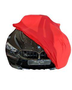 Indoor car cover BMW M8