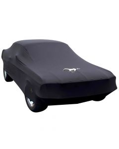 Indoor car cover Ford Mustang 1 with print