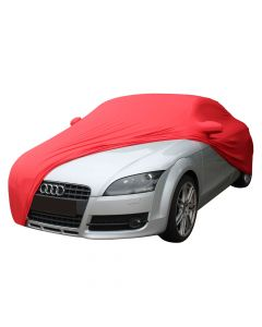 Indoor carcover Audi TT (2nd gen) with mirrorpockets