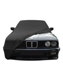 Indoor carcover BMW 3-Series (E30) with mirrorpockets