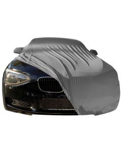 Indoor carcover BMW 1-Series (F20/F21) with mirror pockets