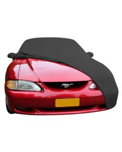 Indoor car cover Ford Mustang 4 with mirror pockets