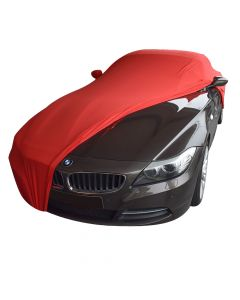 Indoor carcover BMW Z4 (E89) with mirrorpockets