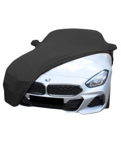 Indoor carcover BMW Z4 G29 with mirrorpockets