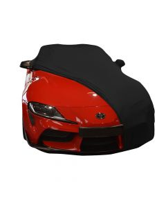 Indoor carcover Toyota Supra 5th gen with mirrorpockets