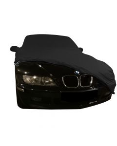 Indoor car cover BMW Z3 Coupe with mirror pockets