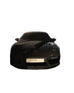 Vollgarage Abdeckung Porsche 911 Turbo mit Spiegeltaschen