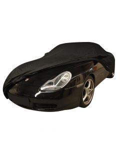 Vollgarage Abdeckung Porsche 986 Boxster mit Spiegeltaschen