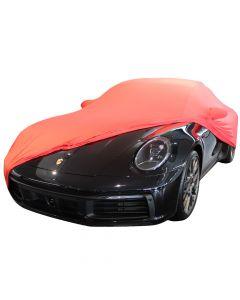 Indoor autohoes Porsche 911 (992) met spiegelzakken