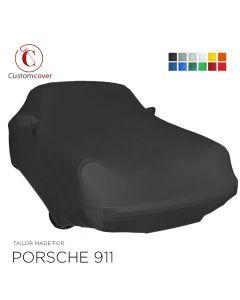 Maßgeschneiderte indoor Abdeckung Porsche 911 Urmodell mit Spiegeltaschen