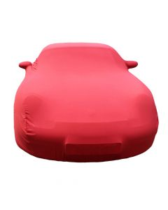 Indoor car cover Porsche Cayman 981 with mirror pockets