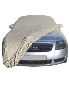 Indoor carcover Audi TT Roadster with mirrorpockets