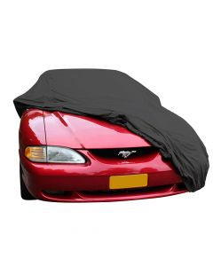 Outdoor car cover Ford Mustang 4