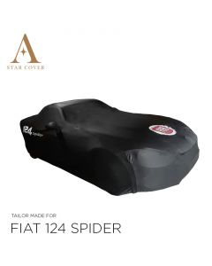 Indoor Abdeckung Fiat 124 Spider Original OEM