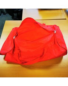 Custom tailored indoor car cover Mazda MX-5 NA Maranello Red with mirror pockets and print