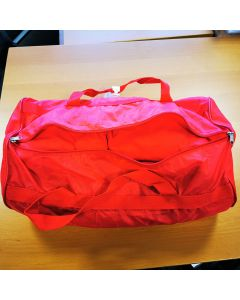 Custom tailored indoor car cover Audi A3 (8V) Cabrio Maranello Red with mirror pockets and print
