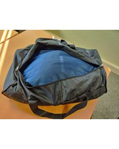 Custom tailored indoor car cover BMW 3-Series (E30 & E21 & M3) Dark Blue with mirror pockets and print