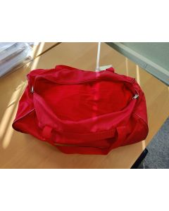 Custom tailored indoor car cover Fiat/Abarth Punto GT with spoiler Maranello Red with mirror pockets and print