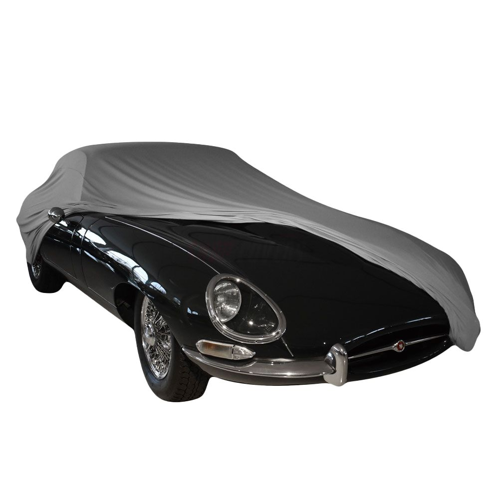 Jaguar E TYPE Super Soft and Stretch Indoor Luxury Car Cover
